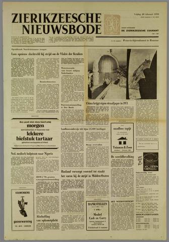 Zierikzeesche Nieuwsbode 1970-02-20