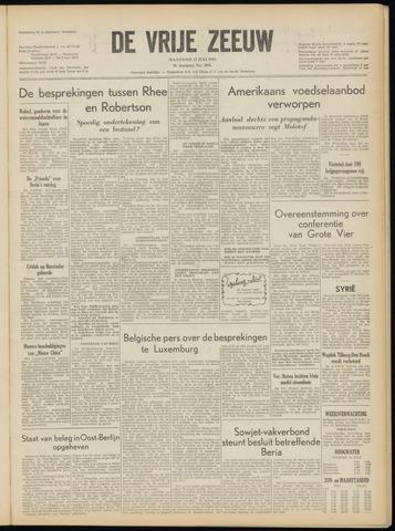 de Vrije Zeeuw 1953-07-13
