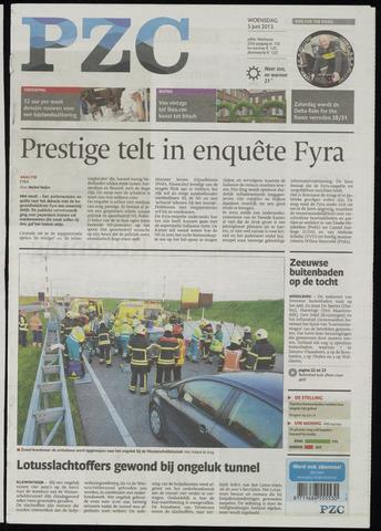 Provinciale Zeeuwse Courant 2013-06-05