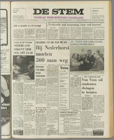 de Stem 1972-12-08