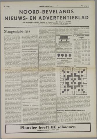 Noord-Bevelands Nieuws- en advertentieblad 1970-05-16