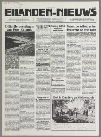 Eilanden-nieuws. Christelijk streekblad op gereformeerde grondslag 1990-05-08