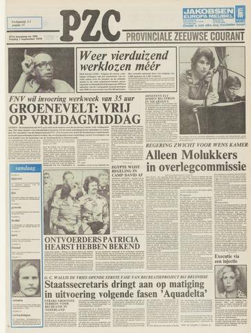 Provinciale Zeeuwse Courant 1978-09-01