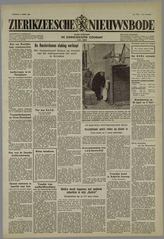 Zierikzeesche Nieuwsbode 1955-04-05
