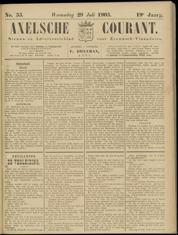 Axelsche Courant 1903-07-29