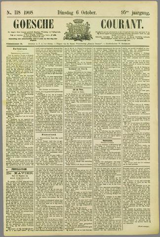 Goessche Courant 1908-10-06