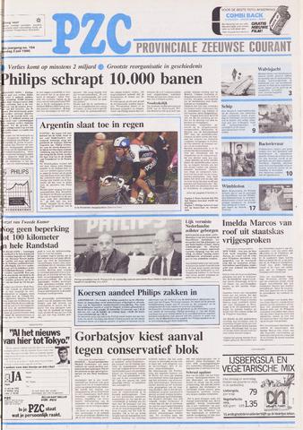 Provinciale Zeeuwse Courant 1990-07-03
