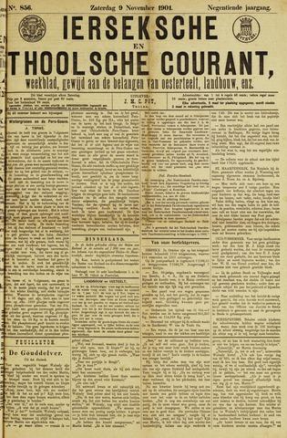 Ierseksche en Thoolsche Courant 1901-11-09