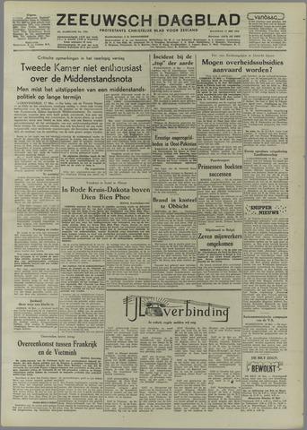 Zeeuwsch Dagblad 1954-05-17