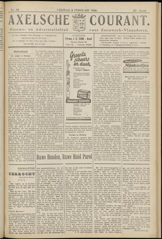 Axelsche Courant 1940-02-02