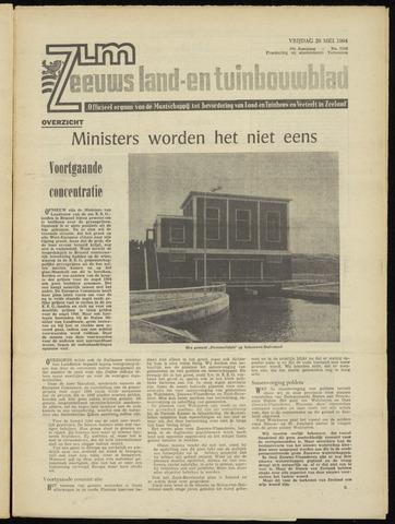Zeeuwsch landbouwblad ... ZLM land- en tuinbouwblad 1964-05-29