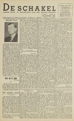 De Schakel 1951-11-23