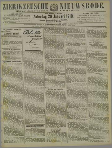 Zierikzeesche Nieuwsbode 1910-01-29