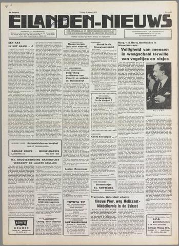 Eilanden-nieuws. Christelijk streekblad op gereformeerde grondslag 1976-01-09