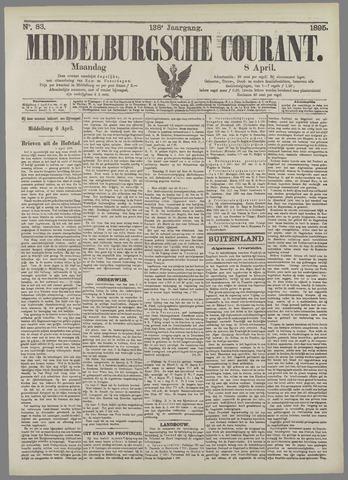 Middelburgsche Courant 1895-04-08