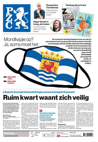 Provinciale Zeeuwse Courant 2020-08-22