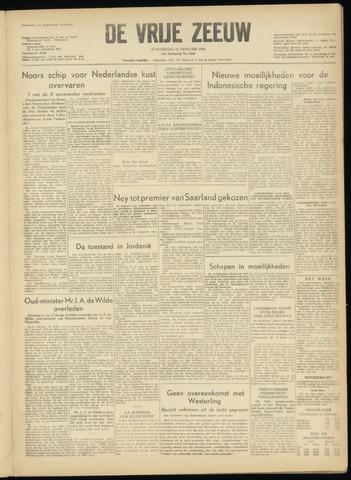 de Vrije Zeeuw 1956-01-11