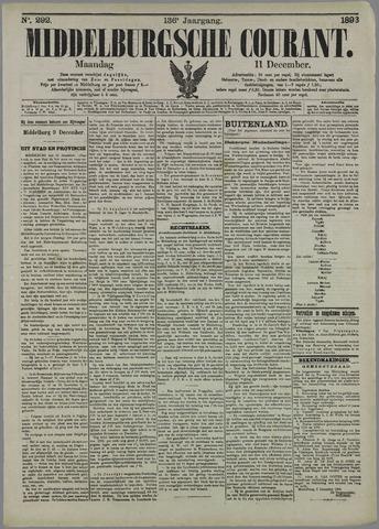 Middelburgsche Courant 1893-12-11