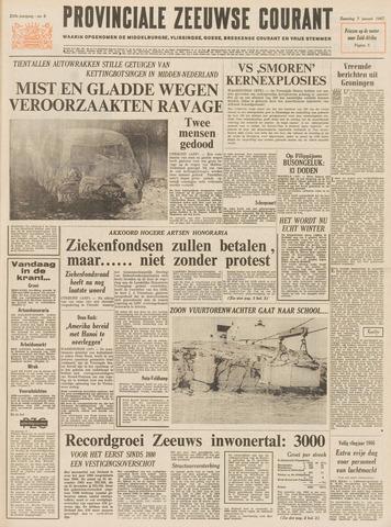 Provinciale Zeeuwse Courant 1967-01-07