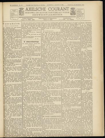 Axelsche Courant 1946-08-03