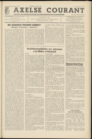 Axelsche Courant 1967-04-15