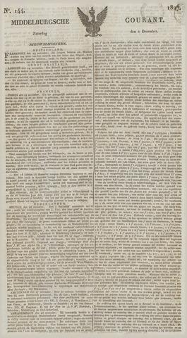 Middelburgsche Courant 1827-12-01
