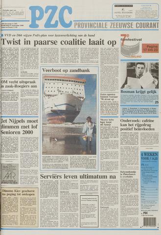Provinciale Zeeuwse Courant 1995-09-21