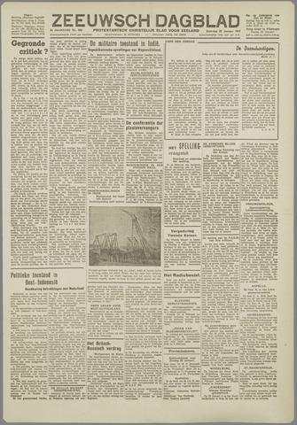 Zeeuwsch Dagblad 1947-01-25