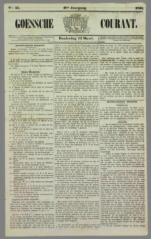 Goessche Courant 1861-03-14