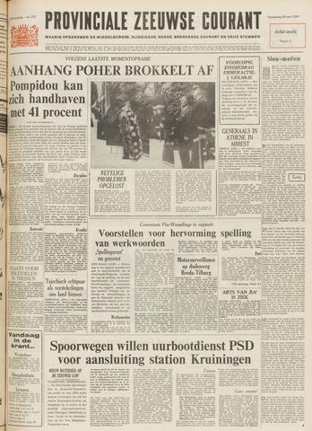 Provinciale Zeeuwse Courant 1969-05-29