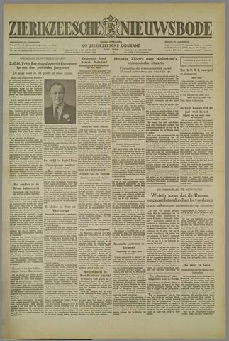Zierikzeesche Nieuwsbode 1952-10-28