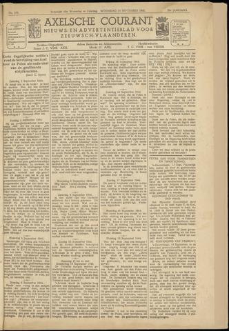 Axelsche Courant 1945-09-19