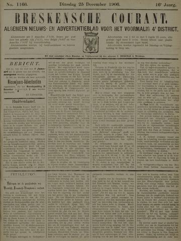 Breskensche Courant 1906-12-25
