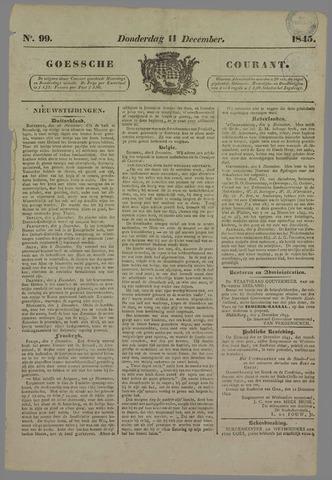 Goessche Courant 1845-12-11