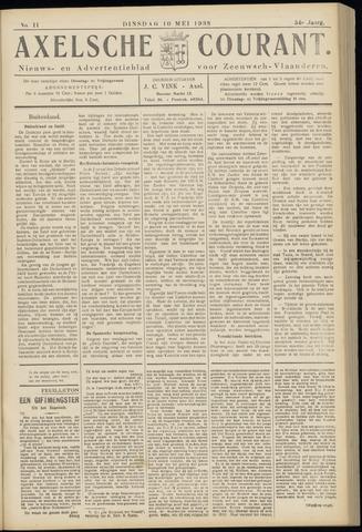 Axelsche Courant 1938-05-10