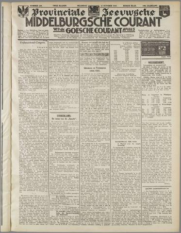 Middelburgsche Courant 1937-10-11