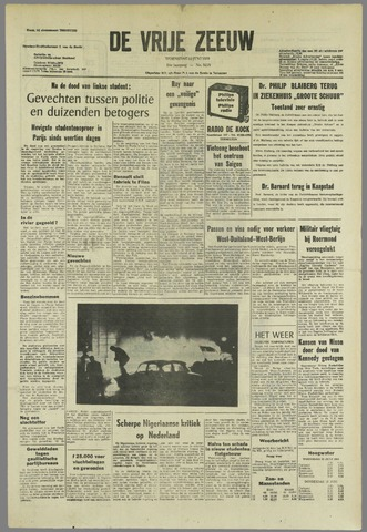 de Vrije Zeeuw 1968-06-12