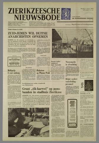 Zierikzeesche Nieuwsbode 1975-03-04