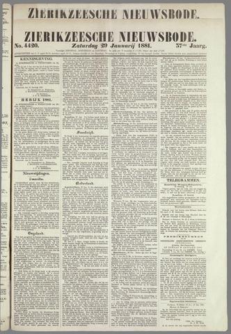 Zierikzeesche Nieuwsbode 1881-01-29
