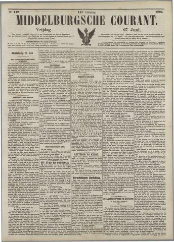 Middelburgsche Courant 1902-06-27