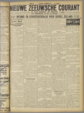 Nieuwe Zeeuwsche Courant 1923-09-01