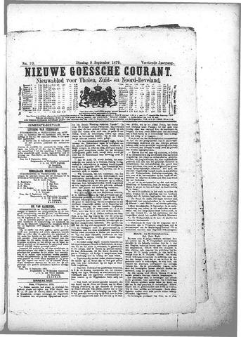 Nieuwe Goessche Courant 1879-09-09