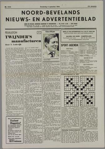 Noord-Bevelands Nieuws- en advertentieblad 1984-09-06
