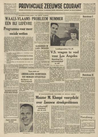 Provinciale Zeeuwse Courant 1961-05-03