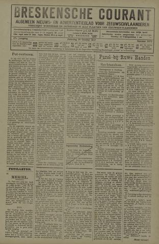 Breskensche Courant 1927-10-29