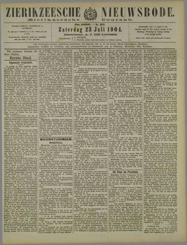 Zierikzeesche Nieuwsbode 1904-07-23