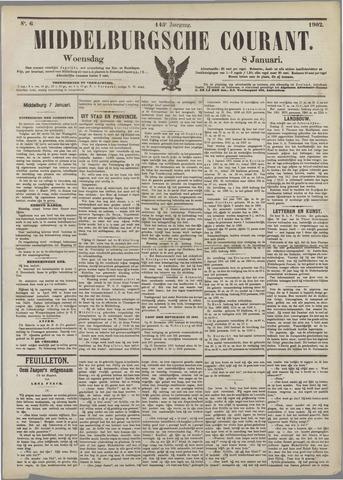 Middelburgsche Courant 1902-01-08