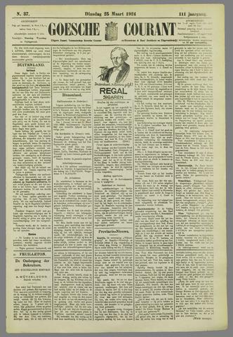 Goessche Courant 1924-03-25