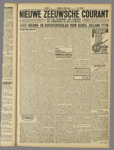 Nieuwe Zeeuwsche Courant 1929-03-12