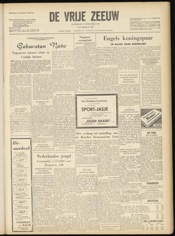 de Vrije Zeeuw 1957-11-23